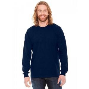 American Apparel 2007 Fine Jersey Long Sleeve Tee