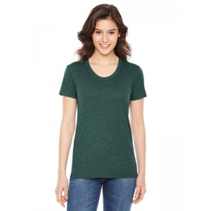 American Apparel BB301 Poly-Cotton Womens Tee
