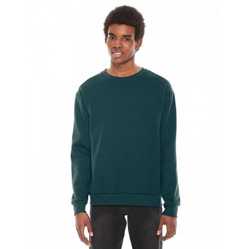 American Apparel F496 Unisex Drop Shoulder Sweatshirt