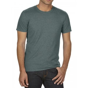 Anvil 6750 Triblend Crewneck Tee