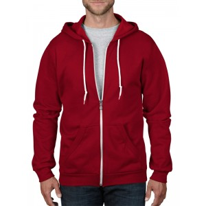 Anvil 71600 Full Zip Hooded Sweatshirt