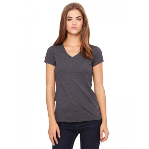 Bella 6005 Womens Jersey V-Neck