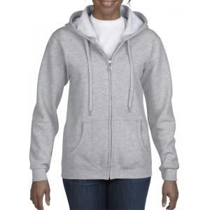 Gildan 18600FL Ladies Missy Fit Full Zip Hoodie