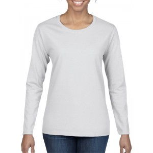 Gildan 5400L Ladies Heavy Cotton Long Sleeve