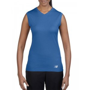NB 7117L Womens Athletic Workout Tank