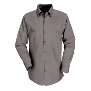 Red Kap SP14 Long Sleeve Work Shirt