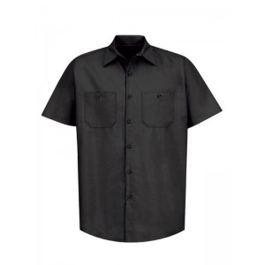 Red Kap SP24 Short Sleeve Work Shirt