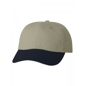 Valucap 6440 Cotton Dad Hat w/ Velcro
